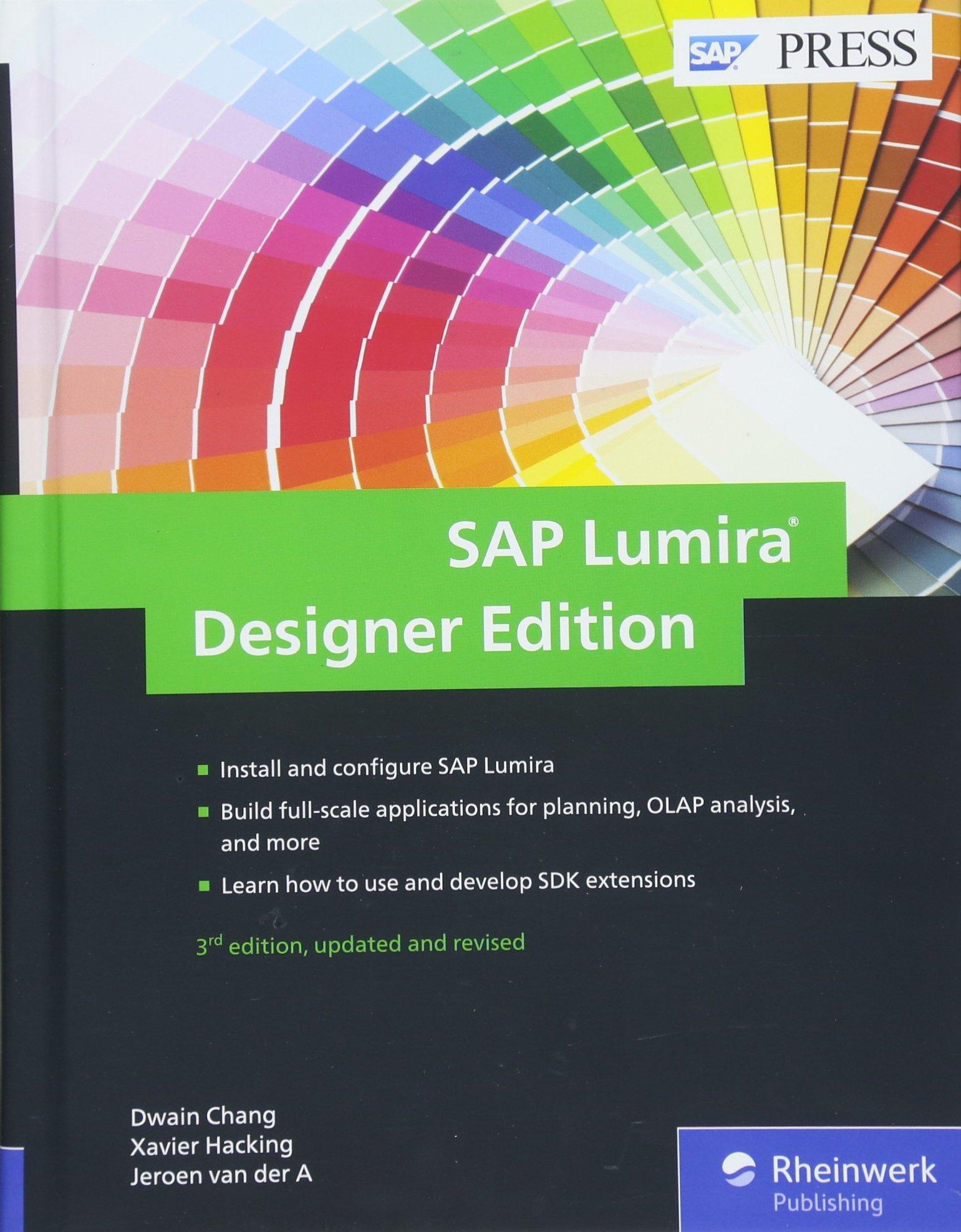 Download SAP Lumira, Designer Edition: The Comprehensive Guide (3rd Edition) (SAP PRESS) PDF