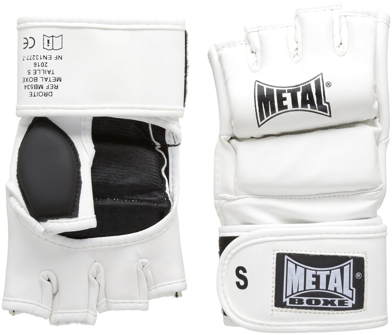 METAL BOXE Gants de Combat Libre