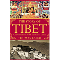 The Story of Tibet: Conversations with the Dalai Lama (English Edition)