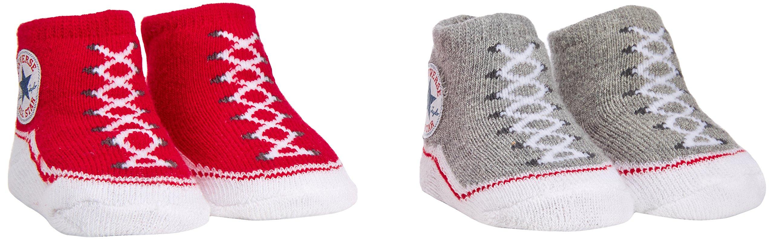 Converse 2 Pack Booties-Calcetines Bebé-Niños product image