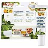 Citroganix CG67575 - Pasta de dientes y encías para bebés +4m, con cepillo dedal de silicona