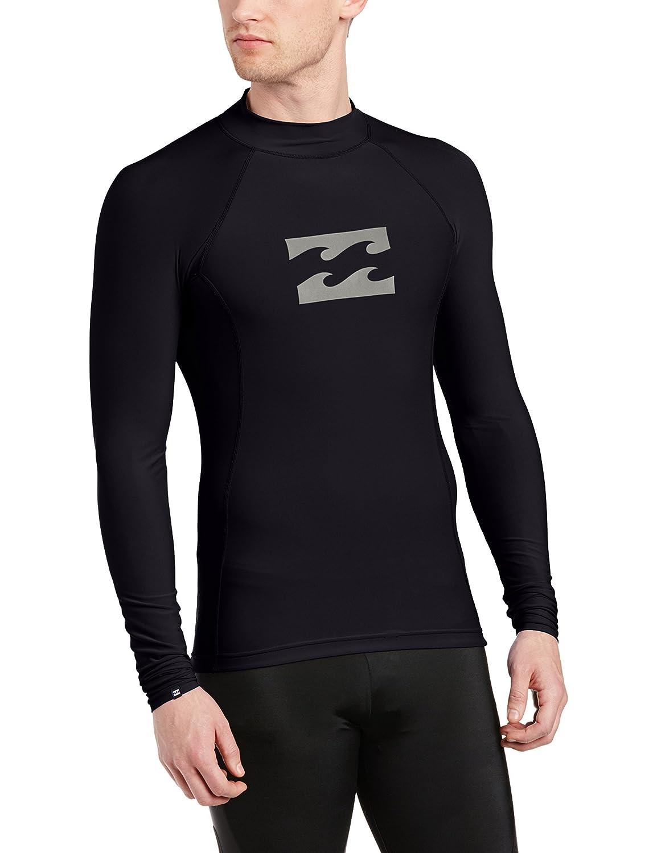 Billabong Butlogo Long Sleeved Rash Vest BLACK Sizes- - Medium 1S4MY02BIP5 19 4 BI