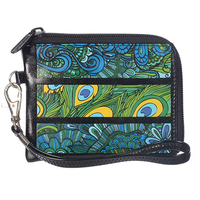 Amazon.com: Shag Wear - Monedero para mujer, Multi color ...