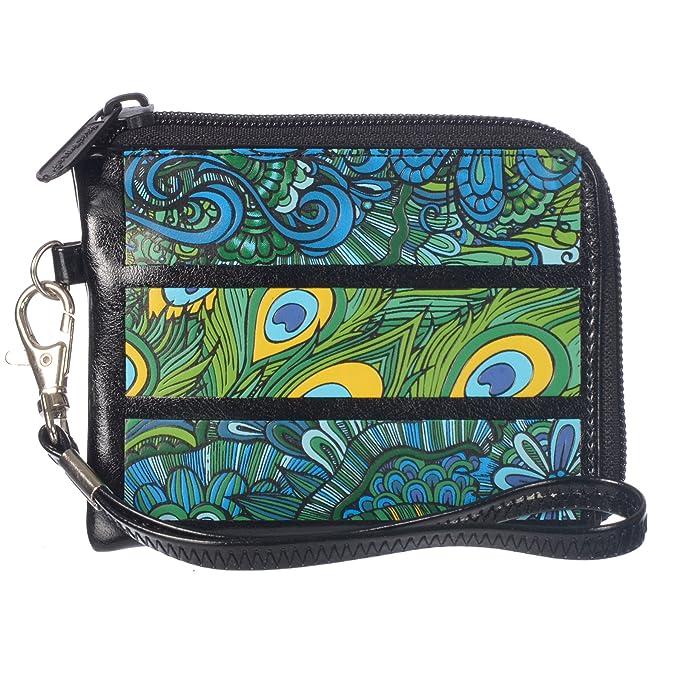 Amazon.com: Shag Wear - Monedero para mujer, Multi color ...