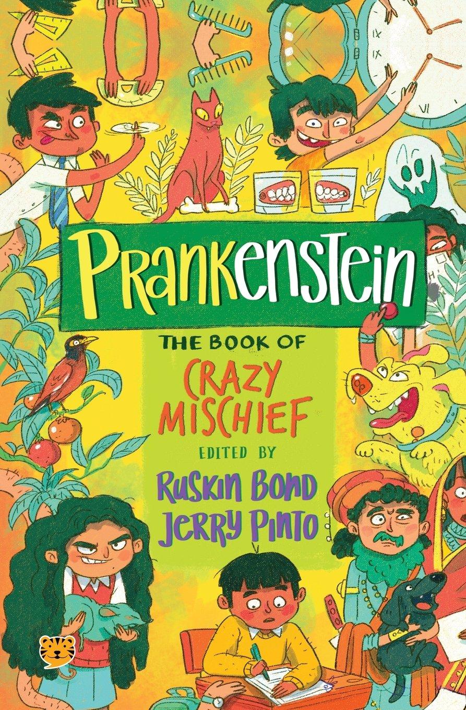 Download Prankenstein: The Book of Crazy Mischief ebook