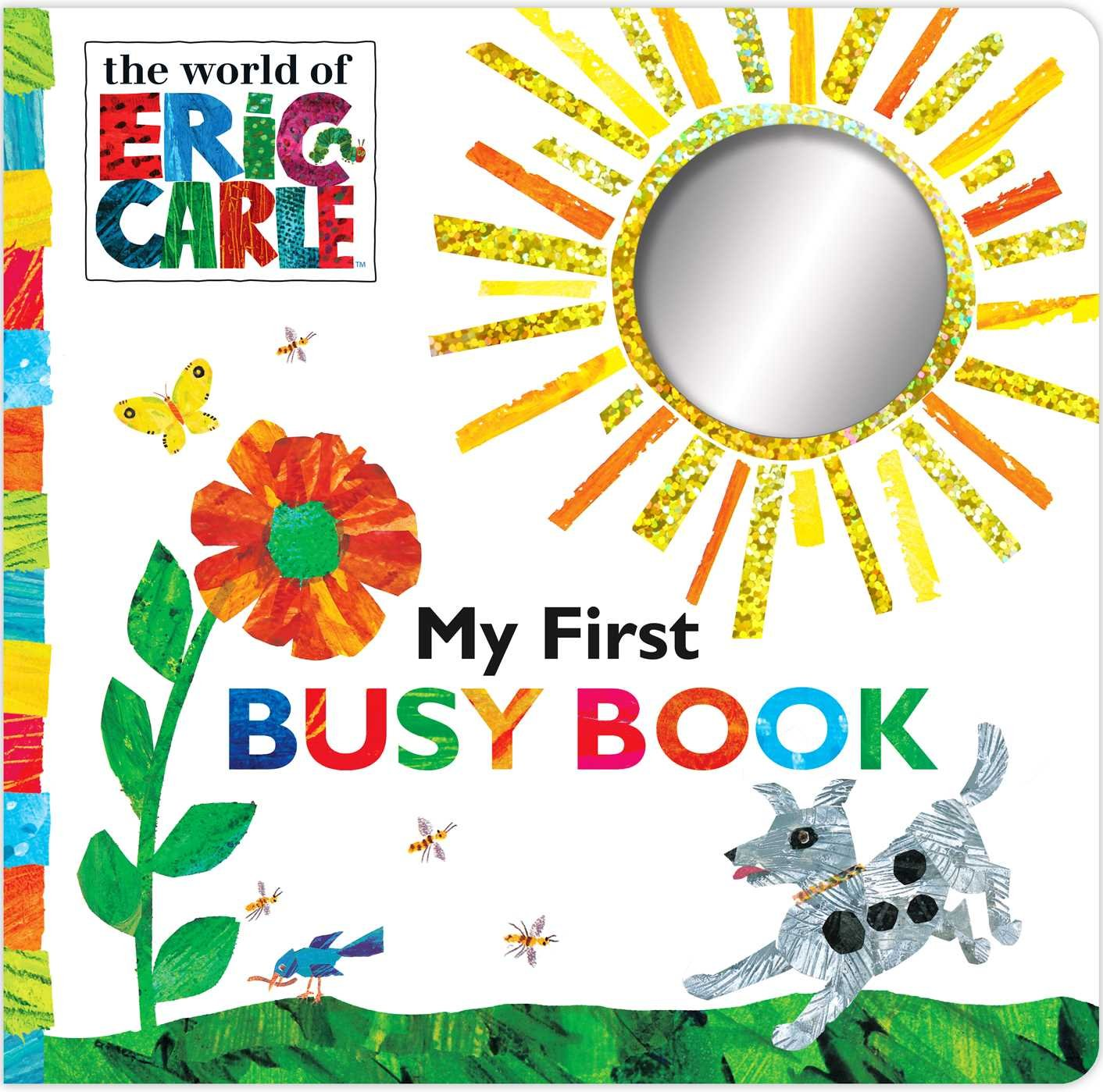 First Busy Book World Carle