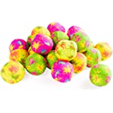 Water Splash Balls for Pool, Summer Beach Soaking Games and Fun Children Party Activities (12 Pack)