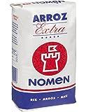 Nomen - Arroz Extra Redondo - 1 Kg - [pack de 5]