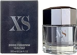 Paco Rabanne Xs Eau De Toilette Spray for Men, 100 ml