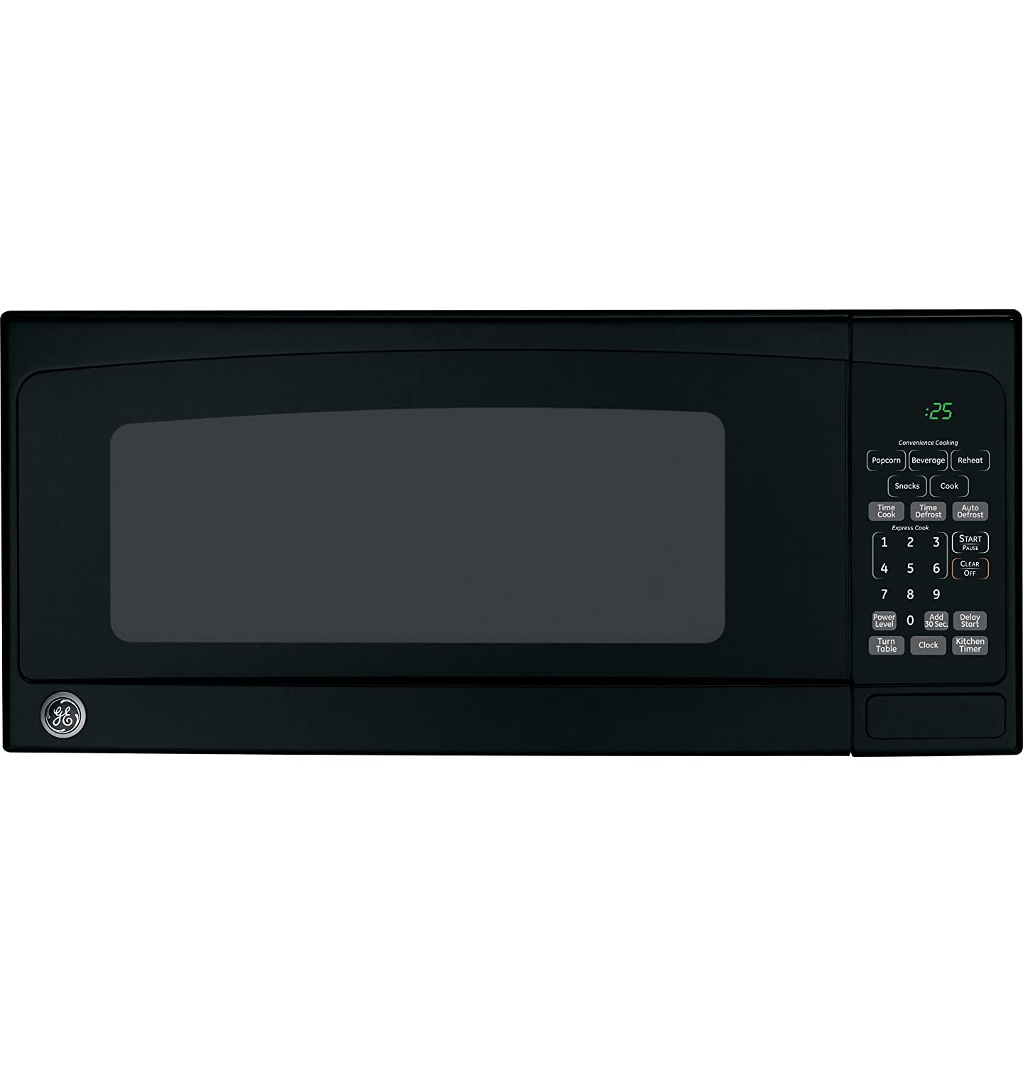 Ge Under Cabinet Microwave Amazoncom Ge Profile Pem31dfbb 24 11 Cu Ft Capacity Counter