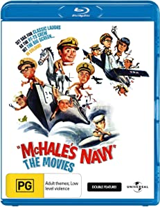 McHale's Navy Movie Double Feature [Blu-ray]