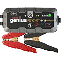 NOCO Genius Boost Plus GB40 1000 Amp 12V Jump Starter
