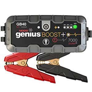 NOCO Genius Boost Plus GB40 1000 Amp Jump Starter