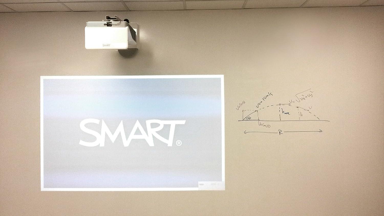 Vinilo de Pizarra para proyector Smart (Borrado en seco, Bajo ...