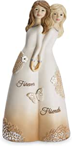 Pavilion Gift Company 19110 Forever Friends Figurine, 5-1/2""