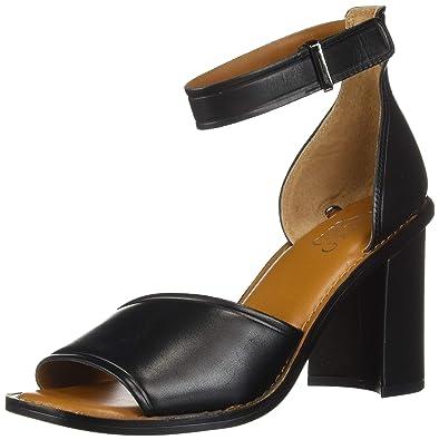 c5a422c5c Amazon.com  Franco Sarto Women s CAIA Heeled Sandal  Shoes