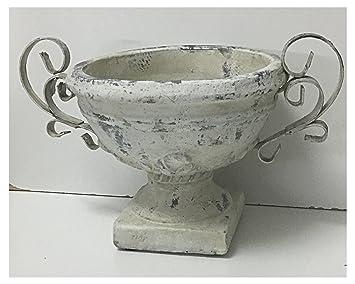 L\'Héritier Du Temps Vase Vasque Chambord Jardinière de Pilier Pot de ...