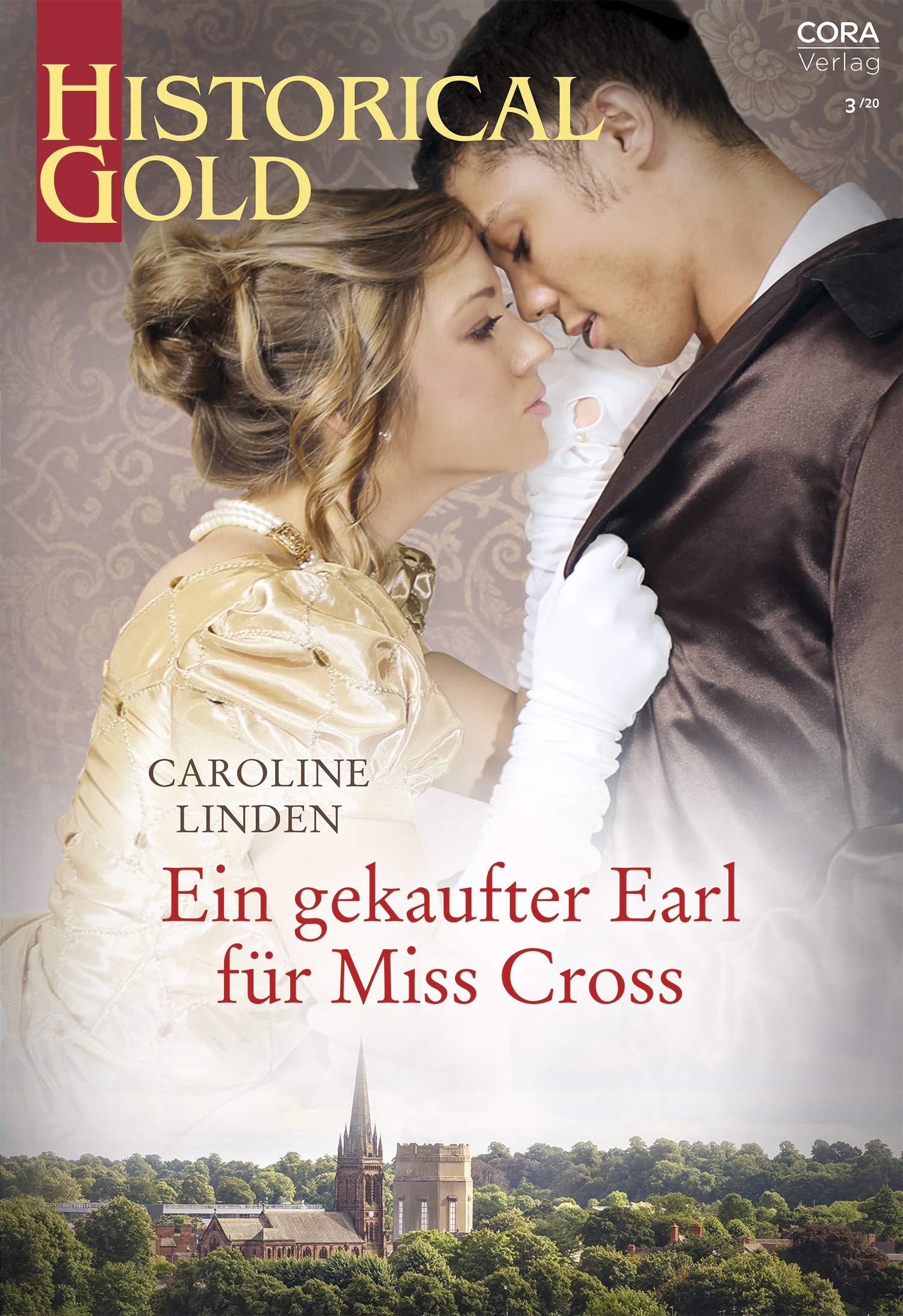 Ein Gekaufter Earl Für Miss Cross  Historical Gold 350