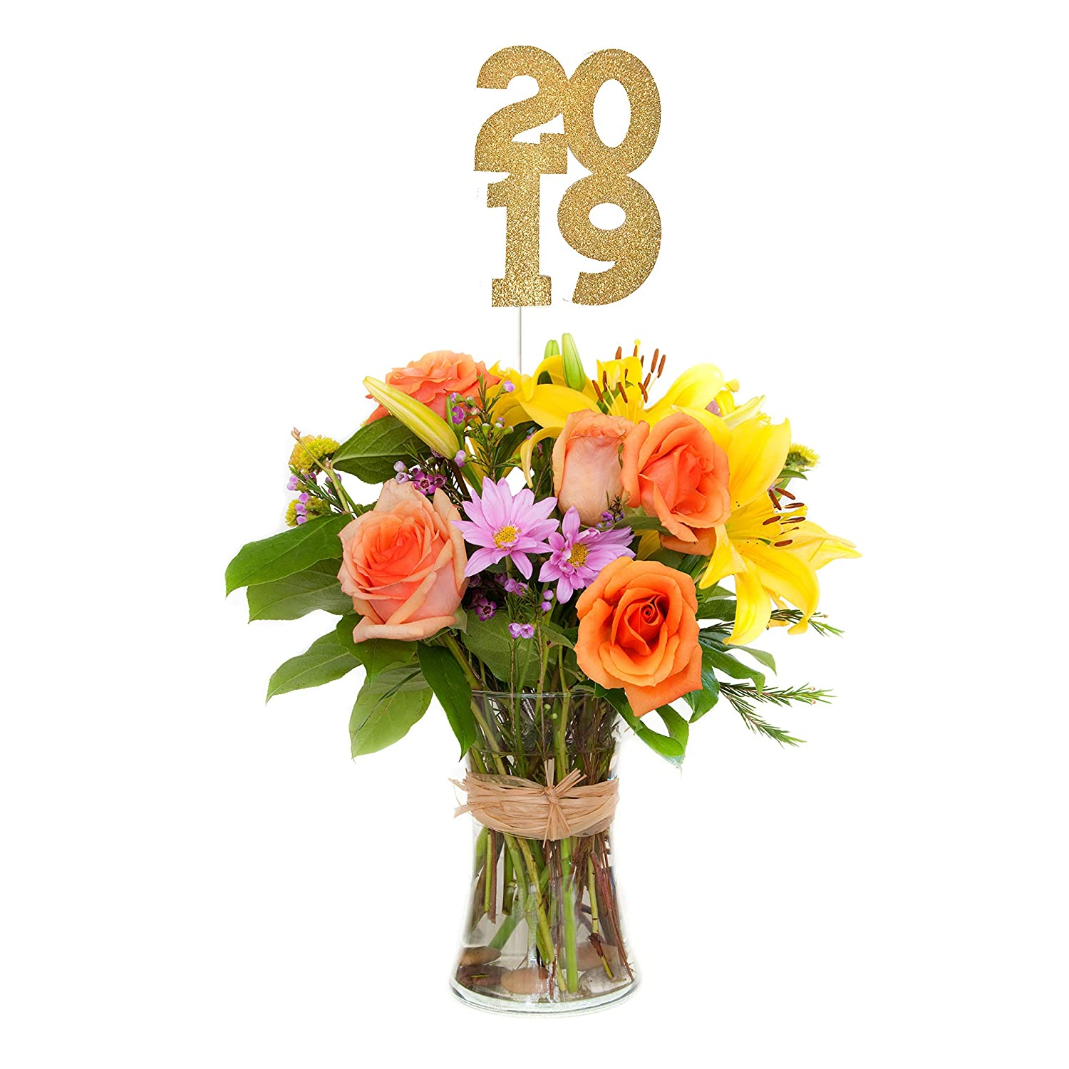 2019 Centerpiece Stick (Set of 3), Graduation Decorations 2019