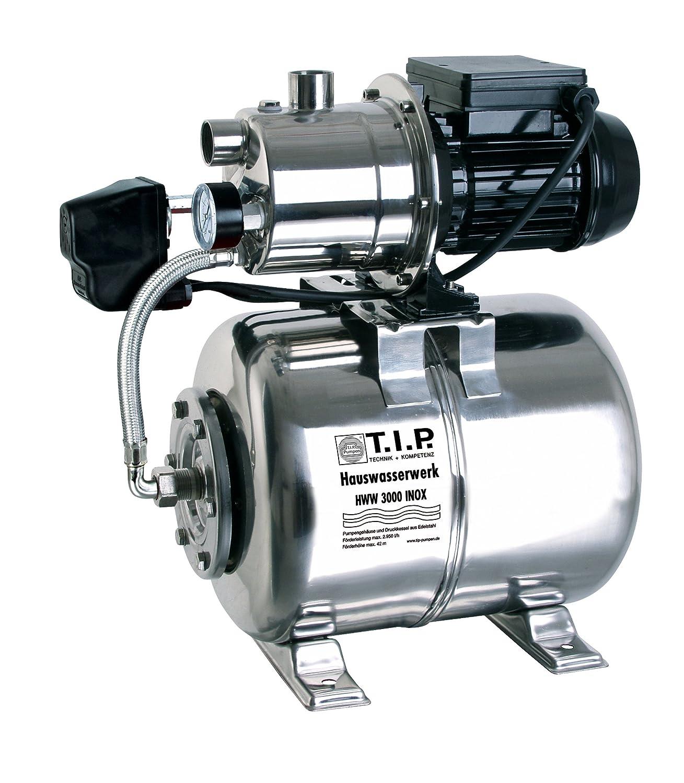Die Marke T.I.P. zählt mit zu den beliebtesten Marken unter den Nutzern von Hauswasserwerken.