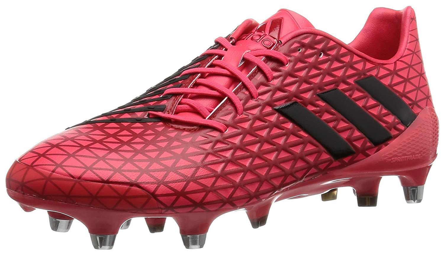 38d320b43fa adidas Men s Predator Malice Sg Rugby Boots  Amazon.co.uk  Shoes   Bags