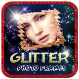 glitter pics - Glitter Photo Frames