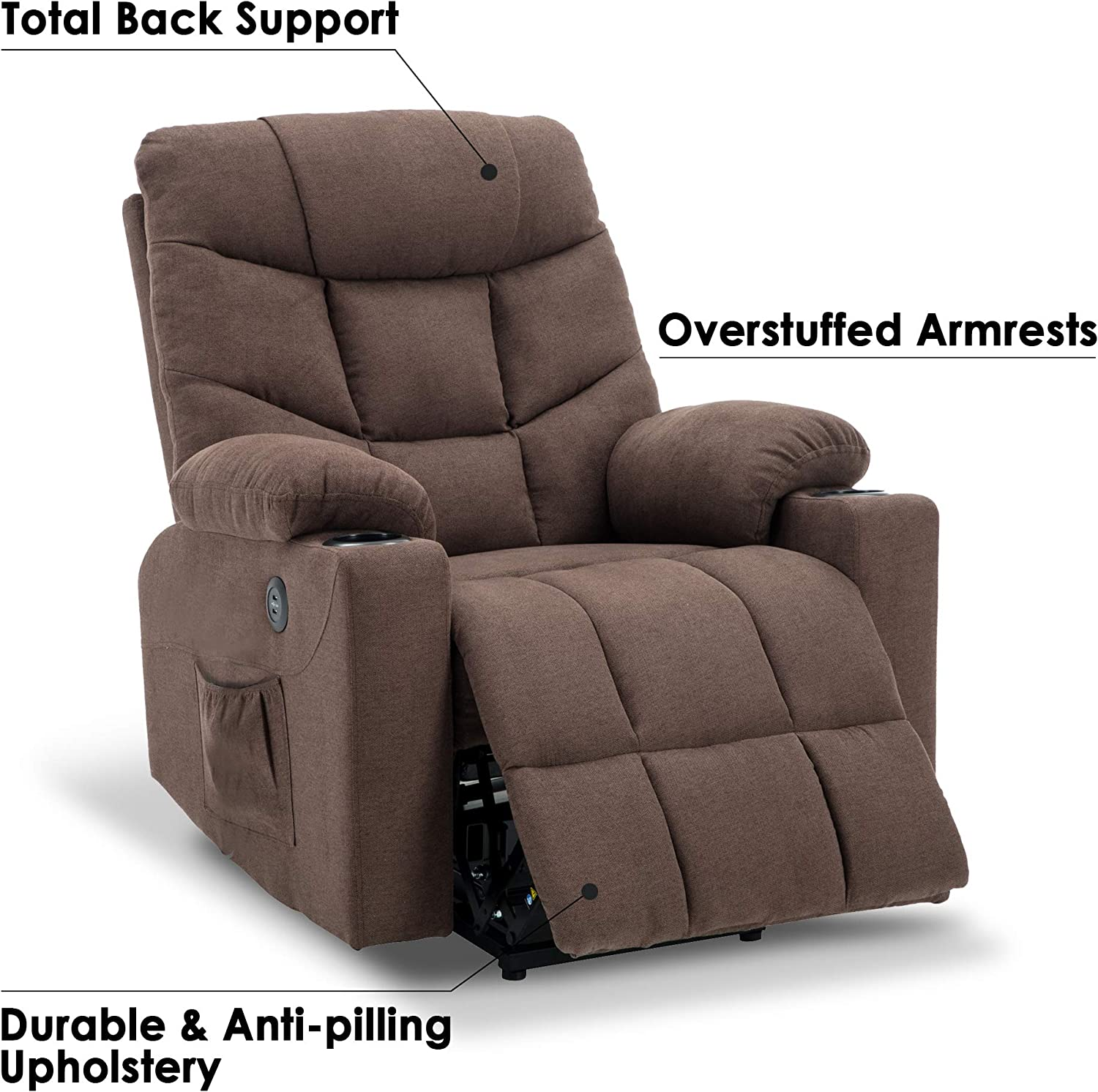 81lt0bwy36L. AC SL1500 - What Are The Best Chairs For Back Pain At Home - ChairPicks