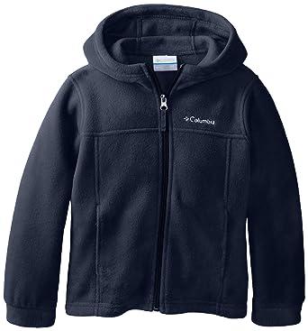 amazon com columbia boys steens ii fleece hoodie jacket clothing