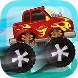 Endless Monster Truck Track