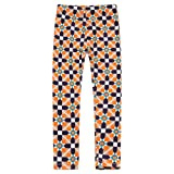 Richie House Girl's Patterned Stretchy Legging
