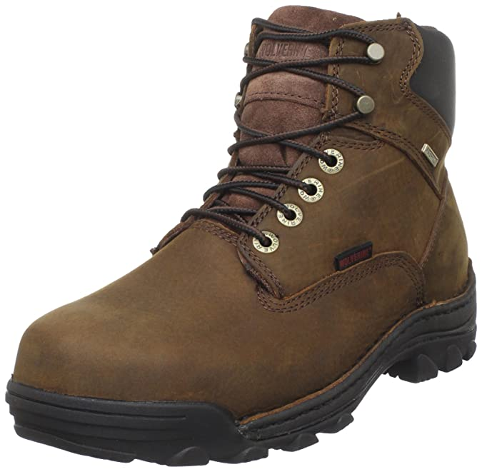 0dd45f8ef95 Wolverine Men's W05484 Durbin Boot