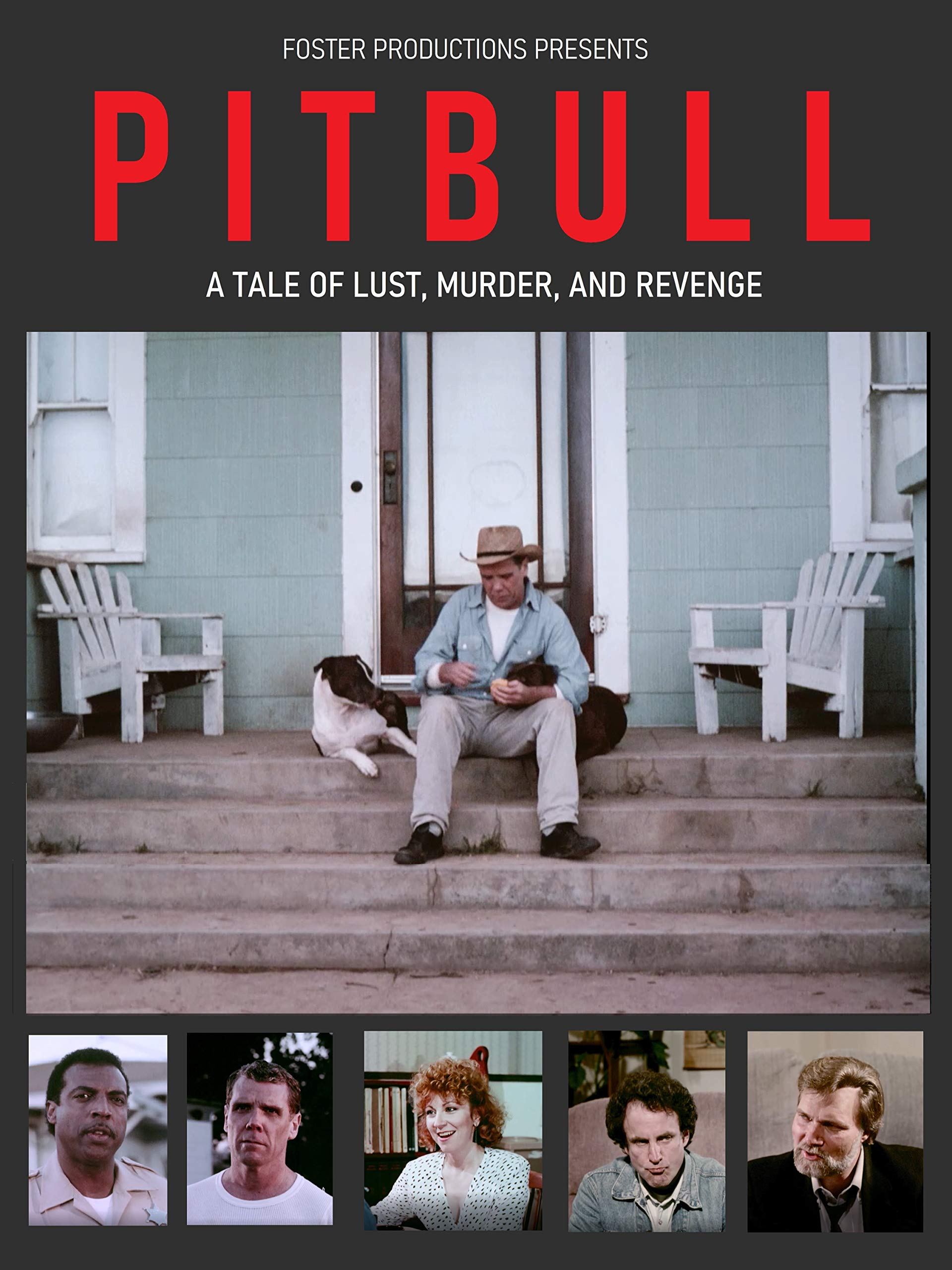 Pit Bull: A Tale of Lust, Murder and Revenge on Amazon Prime Video UK