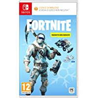 Fortnite: Pacchetto Zero Assoluto - Nintendo Switch  [Codice per download online]