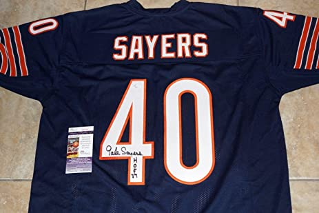 gale sayers jersey