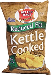 product image for Better Made Kettle Cooked reduced fat potato chips, 10-oz. bag