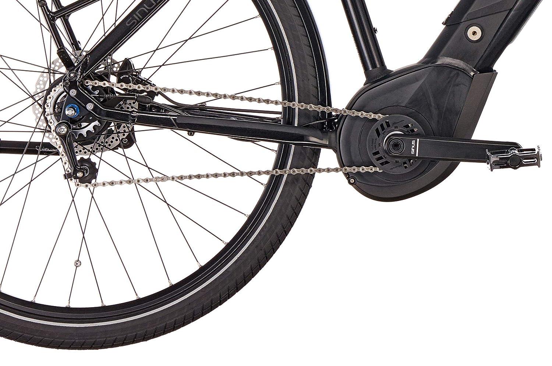 a49f5a1684b Winora E-Bike Sinus iN8 Urban Uomo Cruise 500Wh 28'' 8v Nero Taglia 52 2018  (City Bike Elettriche) / E-Bike Sinus iN8 Urban Man Cruise 500Wh 28''8s  Black ...