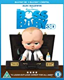 The Boss Baby [Blu-ray 3D + Blu-ray + Digital HD] [2017]-Imported