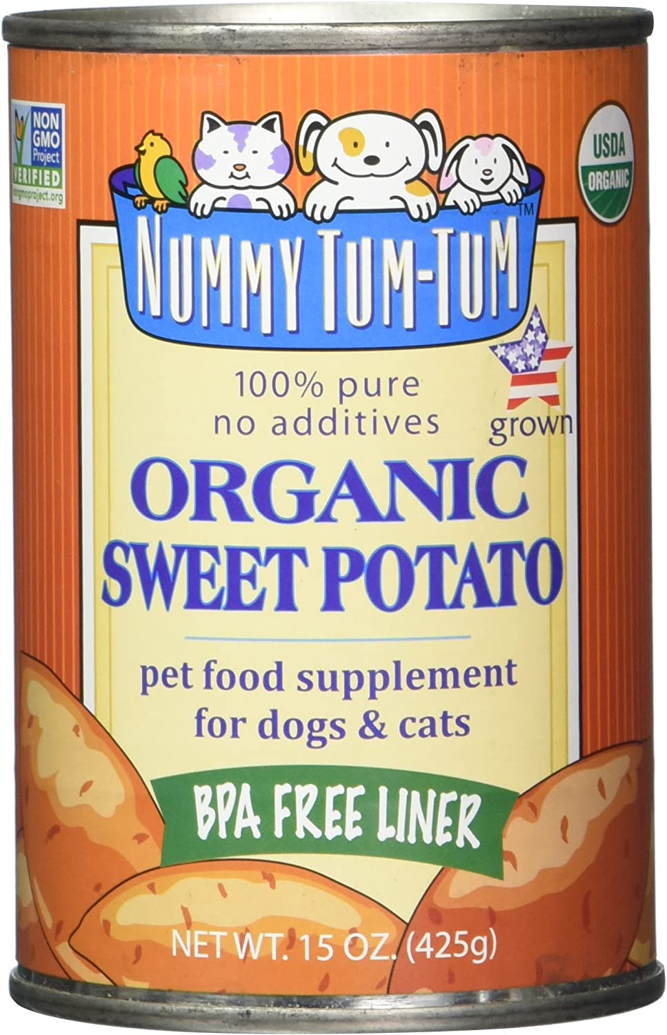 Nummy Tum Tum Organic Canned Dog Food