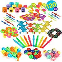 THE TWIDDLERS 120 Pcs Juguetes de Fiesta a