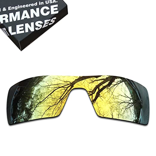 4116259c1c Image Unavailable. Image not available for. Color  ToughAsNails Polarized  Lens Replacement for Oakley Oil ...