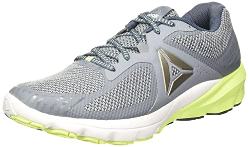 c34f9127b Reebok Men s OSR Harmony Road Dust Gry Flash Indigo Running Shoes - 6