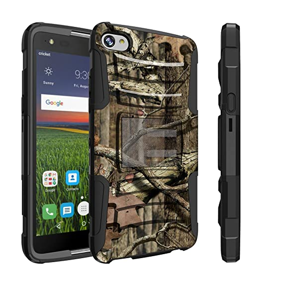 online store d917c 341b8 Untouchble Case for Alcatel Idol 5 from Cricket Camo Case, Idol 5 Holster  Case [Heavy Duty Clip] Dual Layer Rugged Hybrid Armor [Kickstand] [Swivel  ...