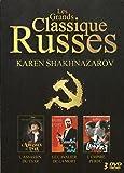 COFFRET 3 DVD - Les Grands Classiques Russes : L assassin du Tsar - Le cavalier de la mort - L empire perdu