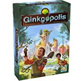 Ginkgopolis Board Game | Strategy Board Game for Adults and Family | Fun Family Board Game for Game Night | Ages 10 and up |