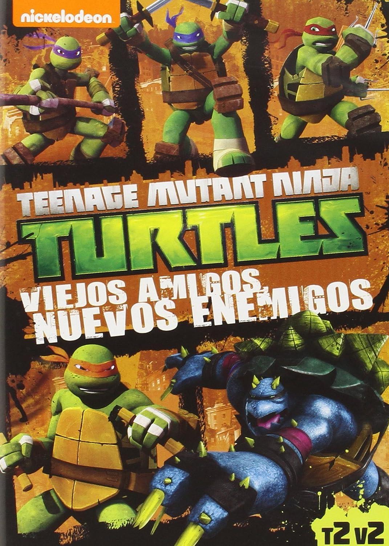 Las Tortugas Ninja - Temporada 2 [DVD]: Amazon.es: Kevin ...