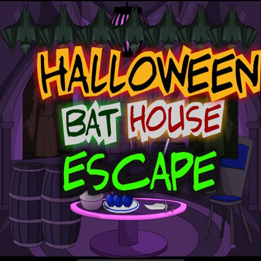 Ena Halloween Bat House -