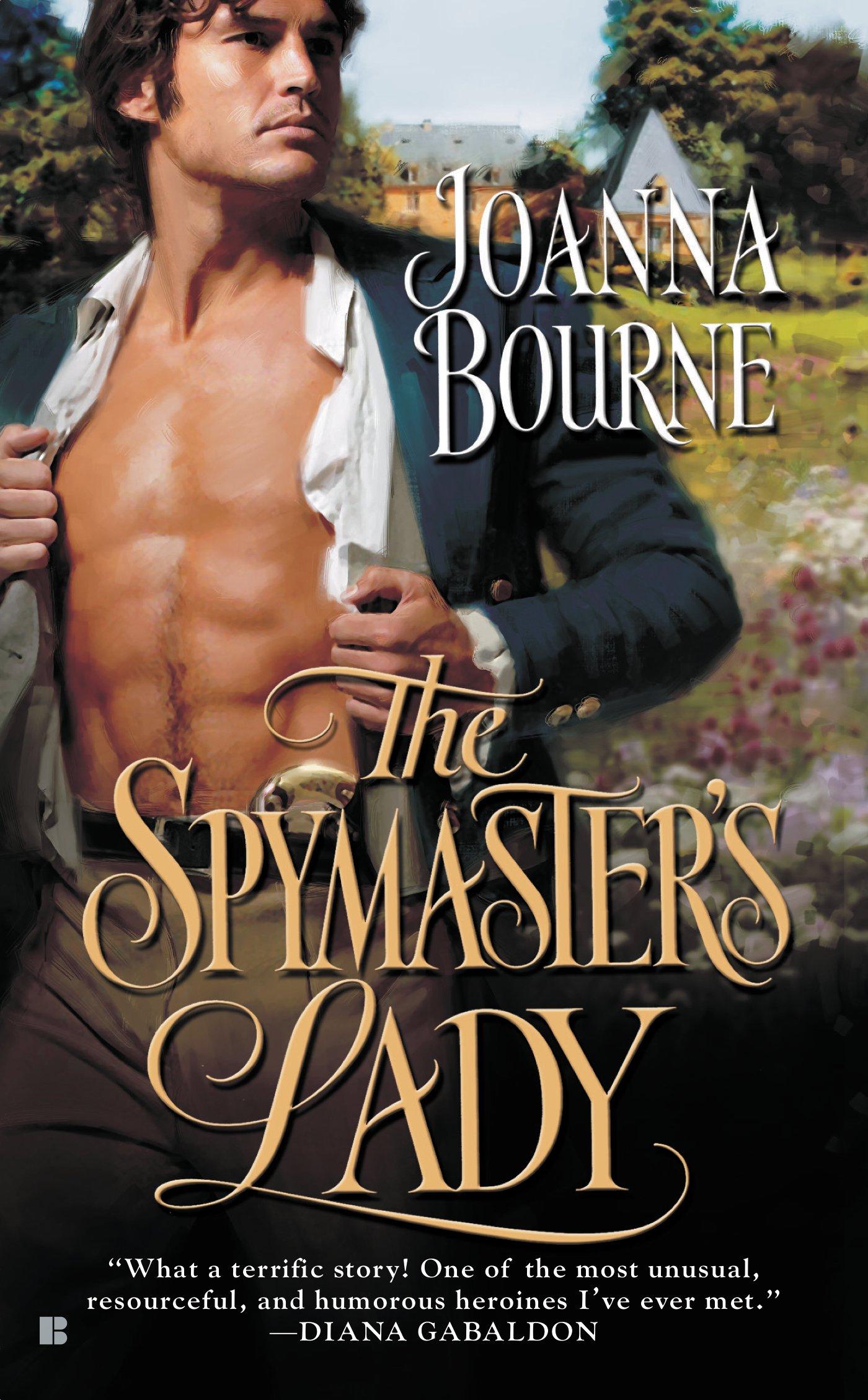 The Spymaster's Lady (The Spymaster Series): Joanna Bourne ...