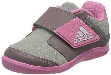 new concept f2dee 71385 adidas AC fortaplay I – deportepara Shoes Children, Beige – (Sesamo/Martra/