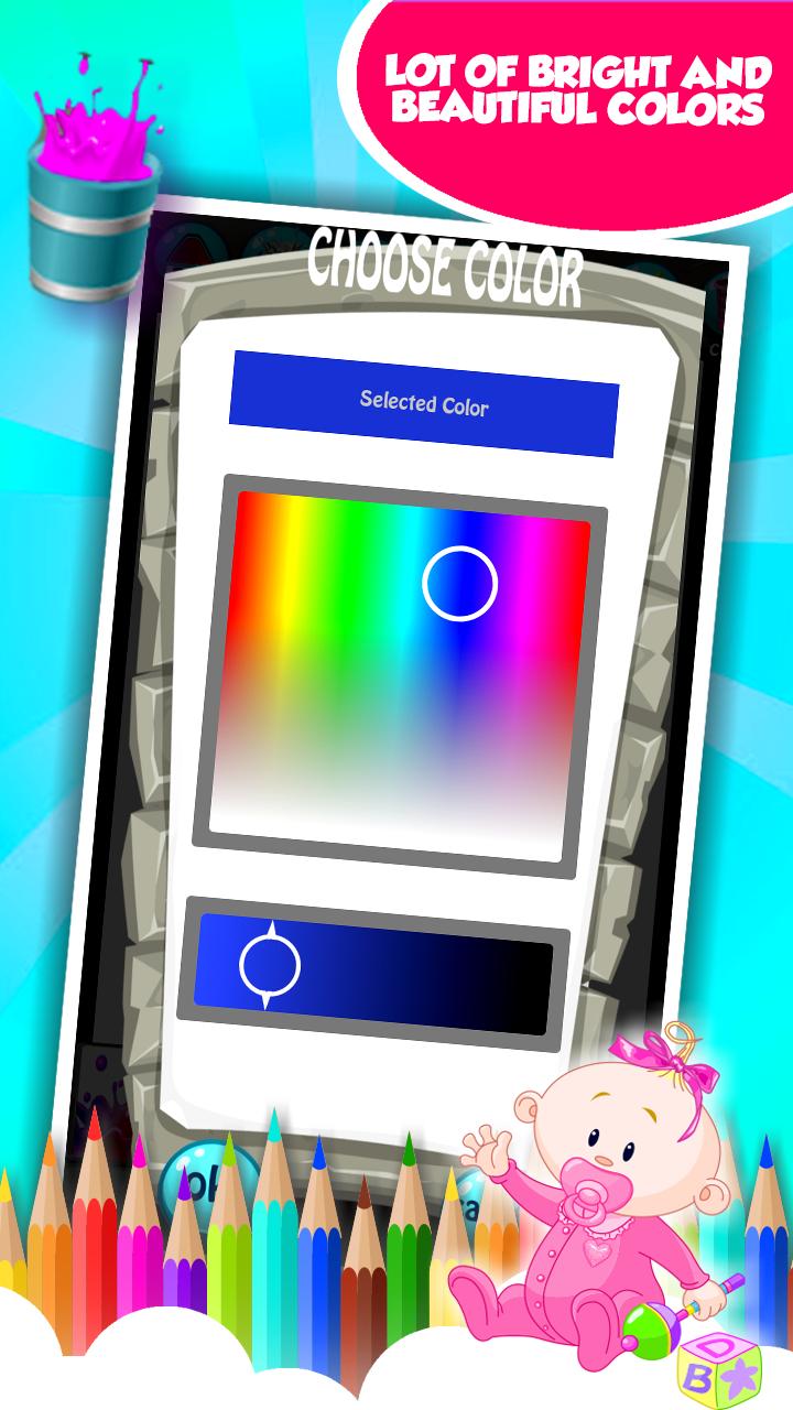 Libro de colorear para bebés: Amazon.es: Appstore para Android