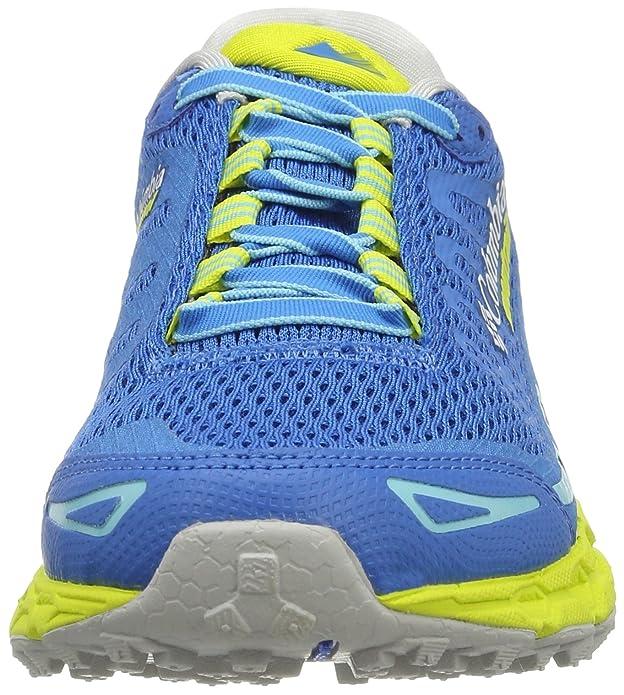 Amazon.com | Columbia Bajada III Womens Trail Running Shoe - 7.5 - Blue | Trail Running